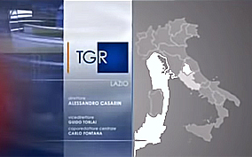 25 марта 2019 года, TG3 Лацио